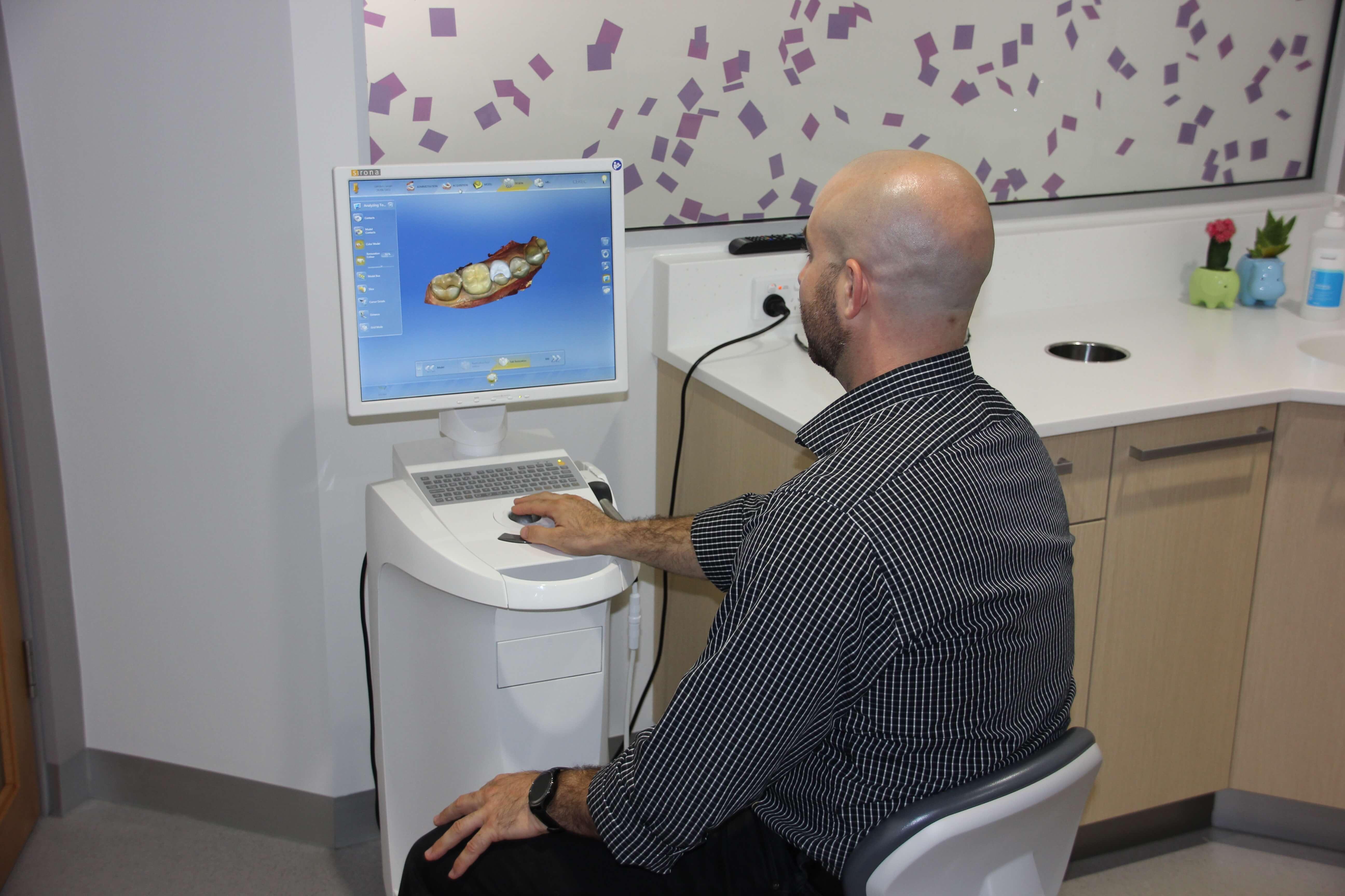 Checking - mendelsohn dental