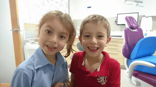 smiling kids - mendelsohn dental