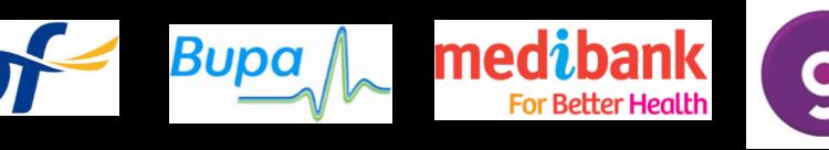 Health logo - mendelsohn dental