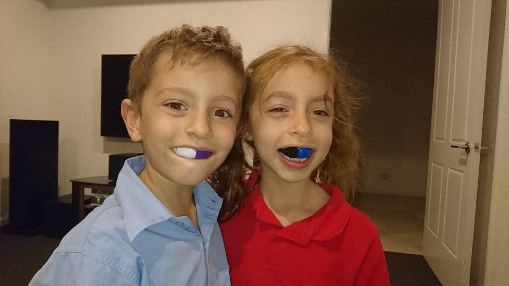 mouth guard kids - mendelsohn dental