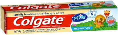 toothpaste - mendelsohn dental